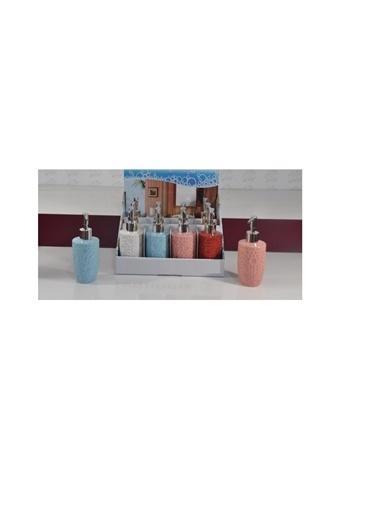 Cooker Stoneware Porselen Sıvı Sabunluk Mavi